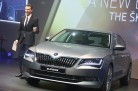 World Premiere: Skoda Superb Modell 2015