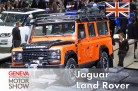 Land Rover Defender Special Edition. Geneva 2015