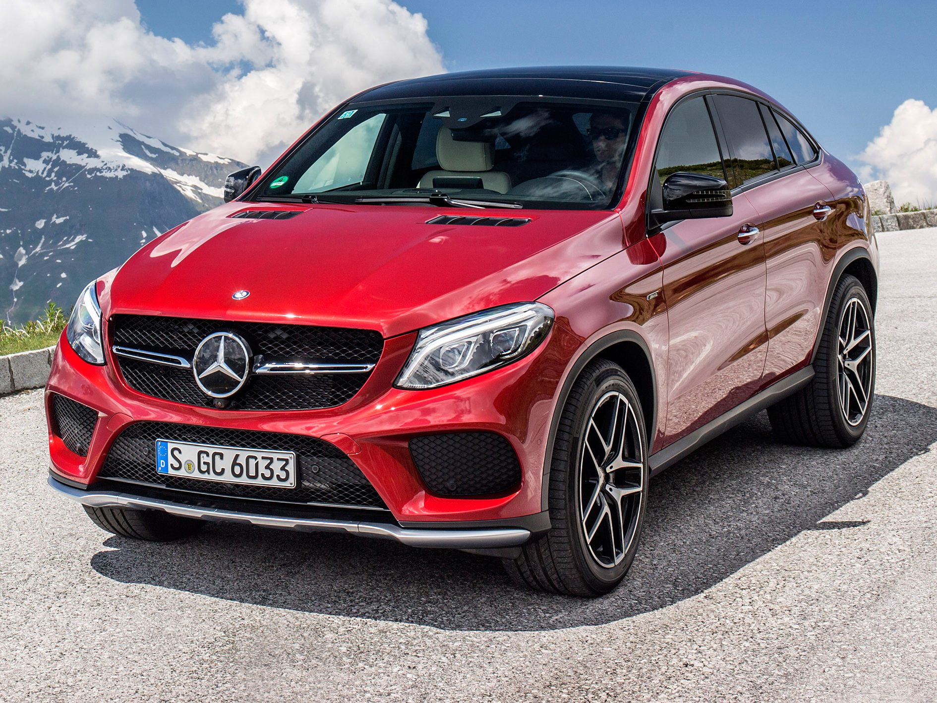 drive report mercedes benz gle 450 amg 4matic coup review cars test. Black Bedroom Furniture Sets. Home Design Ideas