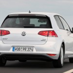 3 Cylinder VW Golf, 1.0 TSI BlueMotion with 115 bhp and 200 Nm