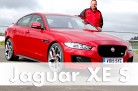 Tested, Jaguar XE, Sedan, 2015