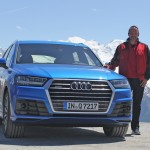 Review, Audi Q7 3.0 TFSI, Quattro, 2015