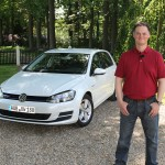 Test, VW Golf, 1.0 TSI BlueMotion, 2015