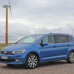 Test Drive, all-new VW Touran, Amsterdam, 2015, autovideoreview
