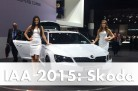 The World Premiere of the new Skoda Superb Sportline Estate. Image: Skoda / http://autovideoreview.com