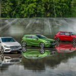New colors for the Mercedes A-Class