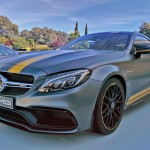 C-Class Coupe - Edition 1 - Front and side