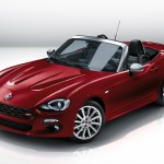 Fiat 124 Spider at World Premiere