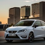 The 2016 Ibiza Cupra - Front and side