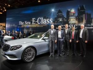 2017 E-Class