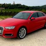 Audi A4 2016 Front