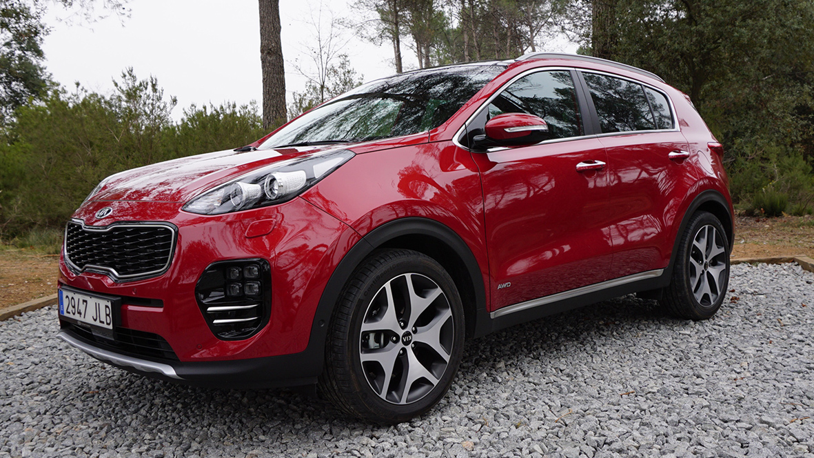 kia sportage 2016 driving report gt line 2 0 crdi awd free car. Black Bedroom Furniture Sets. Home Design Ideas