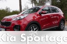 Ice Cube Design Foog Lights at the Kia Sportage GT Line