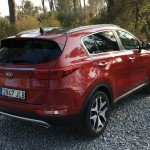 The all-new Kia Sportage can load up to 1492 Liter.