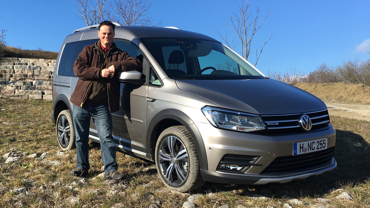 Vw Caddy Alltrack Tdi 4motion 2016 Test Drive Amp Review