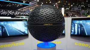 The Goodyear Eagle 360