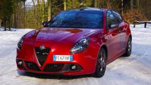 2016 Alfa Romeo Giuletta