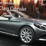Mercedes C-Class Cabriolet