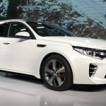 Kia Optima Spotswagon