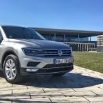 VW Tiguan - Berlin 2016