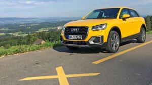 2016 Audi Q2 in Zurich