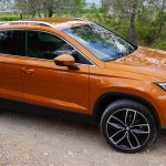 Seat Ateca 2.0 TDI - Side view