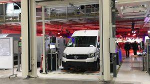 VW Crafter plant, Wrzesnia, Poland