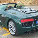 Audi R8 Lanzarote 2016
