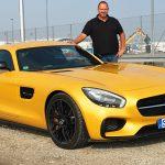 Lars Hoenkhaus & AMG GT S