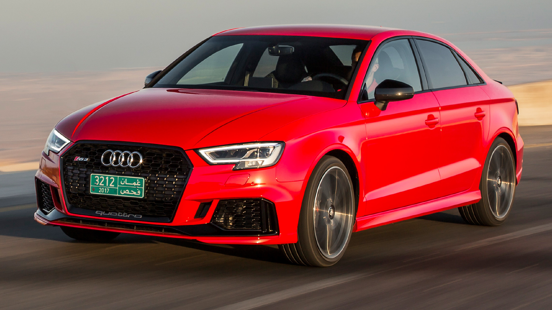 Elegant Audi RS3 2017 Sedan Test Drive Amp Review In The Oman Image Http