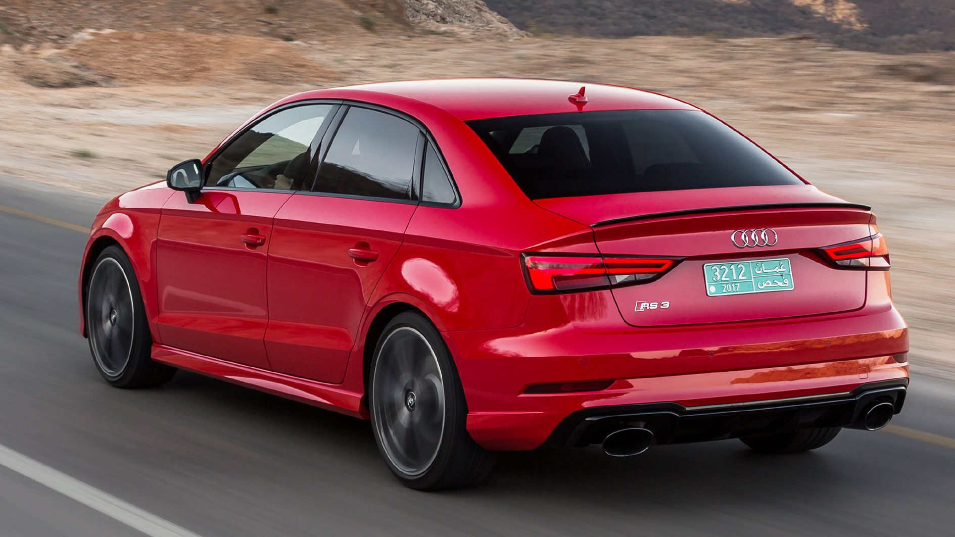 Innovative Audi RS3 2017 Sedan Test Drive Amp Review In The Oman Image Http