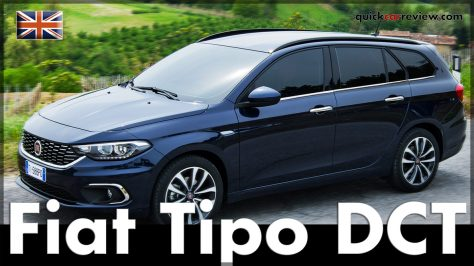 Fiat Tipo 2017 Estate DCT Test & Review. Foto: Fiat / http://quickcarreview.com