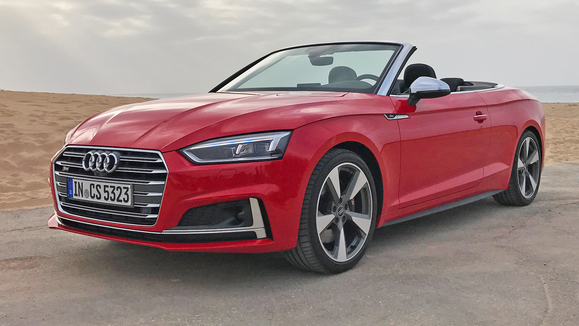 audi s5 cabrio review driving report 2017 audi a5 cabrio english. Black Bedroom Furniture Sets. Home Design Ideas
