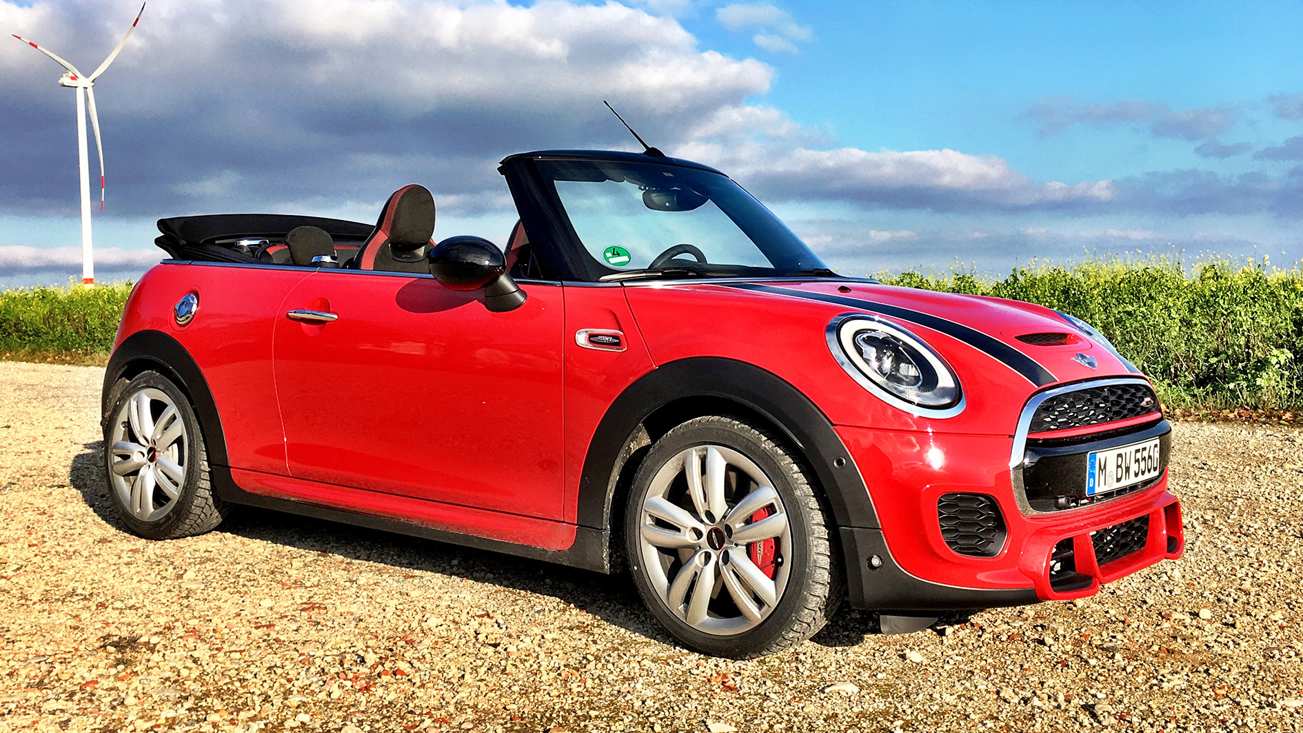 mini cooper john cooper works test drive review driving english free. Black Bedroom Furniture Sets. Home Design Ideas