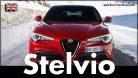 2017 Alfa Romeo Stelvio Review & Test Drive. Image: Alfa Romeo / http://quickcarreview.com
