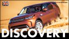 2017 Land Rover Discovery Driving Test & Review. Image: http://quickcarreview.com
