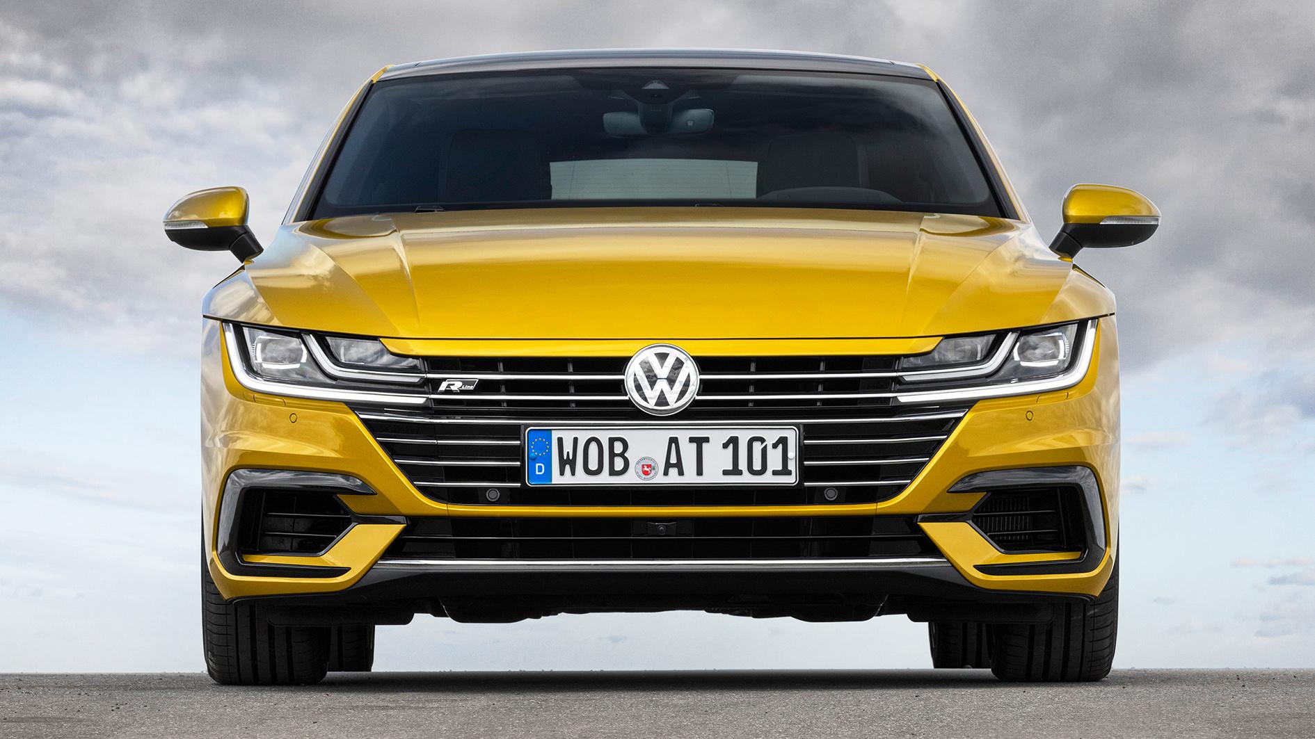 Volkswagen Arteon 2 0 Tdi 4motion R Line