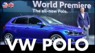 World Premiere of the Volkswagen Polo Generation 6 in Berlin. Image:  VW / http://quickcarreview.com