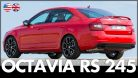 Skoda Octavia RS 245 Review & Test Drive 2017. Image: Skoda / http://quickcarreview.com