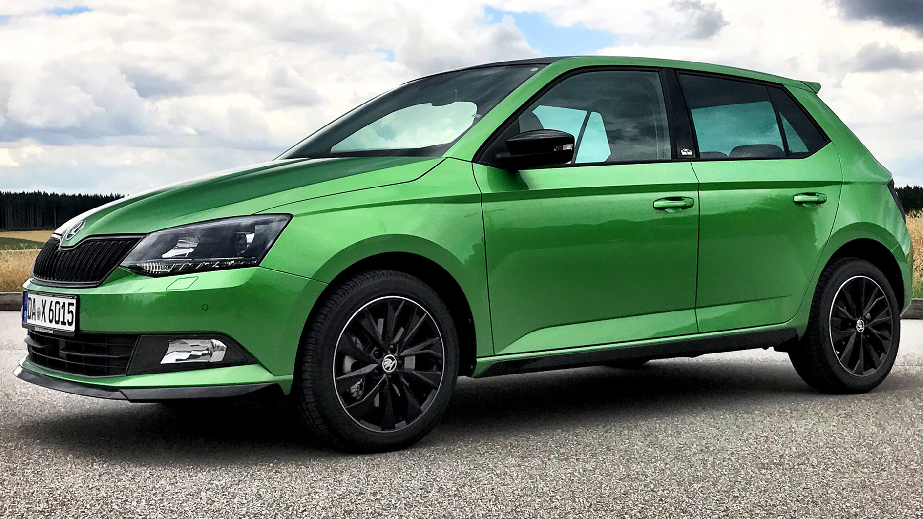 skoda fabia monte carlo test driving the 1 4 l tdi english free car. Black Bedroom Furniture Sets. Home Design Ideas