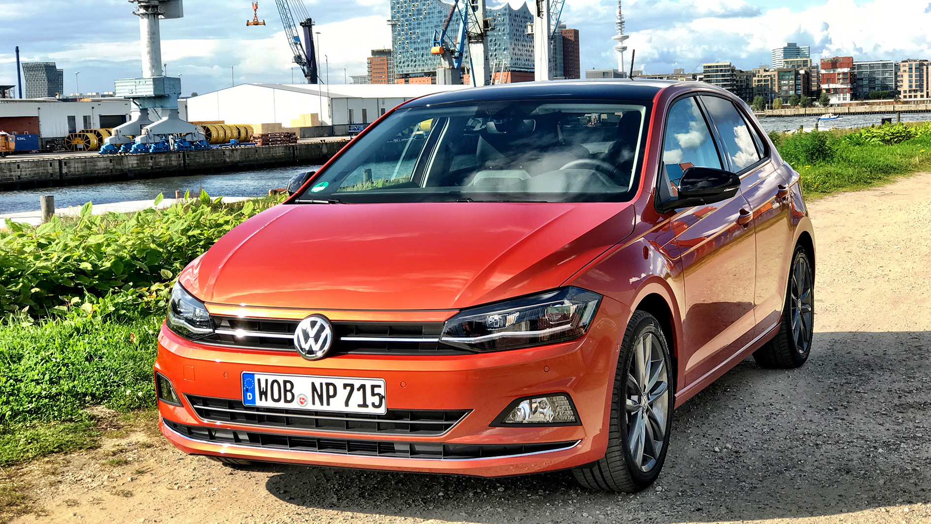 2018 vw polo 1 0 tsi review test drive with the 6th. Black Bedroom Furniture Sets. Home Design Ideas
