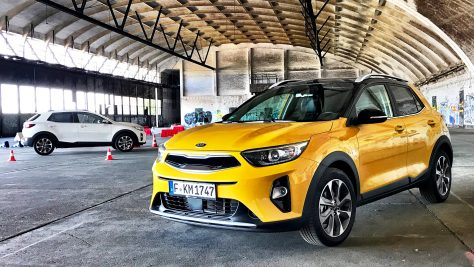 2017 KIA Stonic 1.0 T-GDI Test Drive & Review from Berlin. Image: http://quickcarreview.com