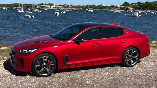 The new Kia Stinger GT Test Drive & Review. Image: http://quickcarreview.com