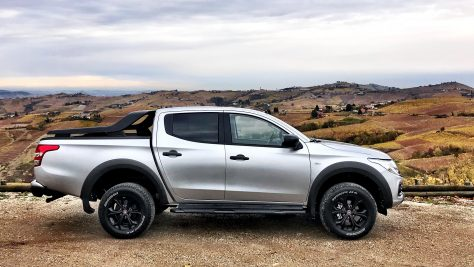 Fiat Fullback Cross 2017 Review & Driving Report. Image: Fiat / http://quickcarreview.com