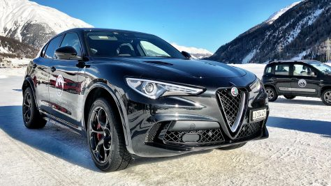 FCA Snow Experience St. Moritz, Switzerland. Foto: http://quickcarreview.com