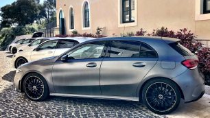 All-new Mercedes A-Class - Test & Review from Croatia. Image: Daimler / quickcarreview.com