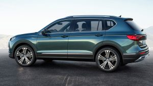 2018 Seat Tarraco World Premiere