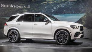 Mercedes GLE World Premiere in Paris