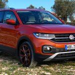 2019 Volkswagen VW T-Cross