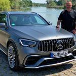 Mercedes-AMG GLC 63 S 4MATIC+ ,Designo Selenitgrey Magno